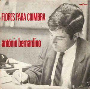 António Bernardino - Cantiga para os que partem