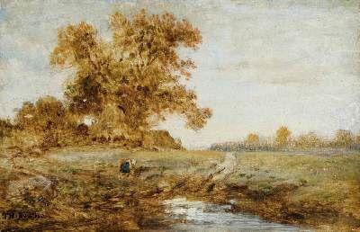 Le grand arbre, Théodore Rousseau