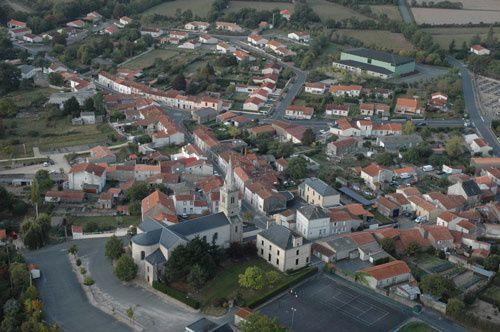 Commune des Marches : La Bernardière