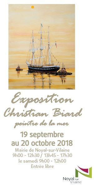 Exposition Christian BIARD