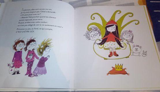Dans ma Bibliothèque #50 : Les princesses ont des cheveux jusqu'aux fesses !