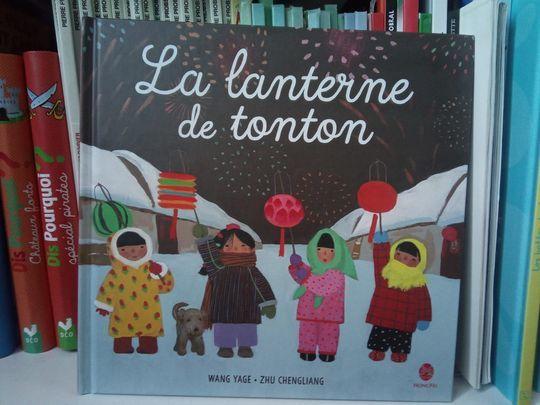 Nouvel an chinois : La lanterne de Tonton