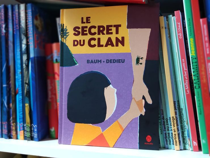 Le Secret du Clan - Livre jeunesse