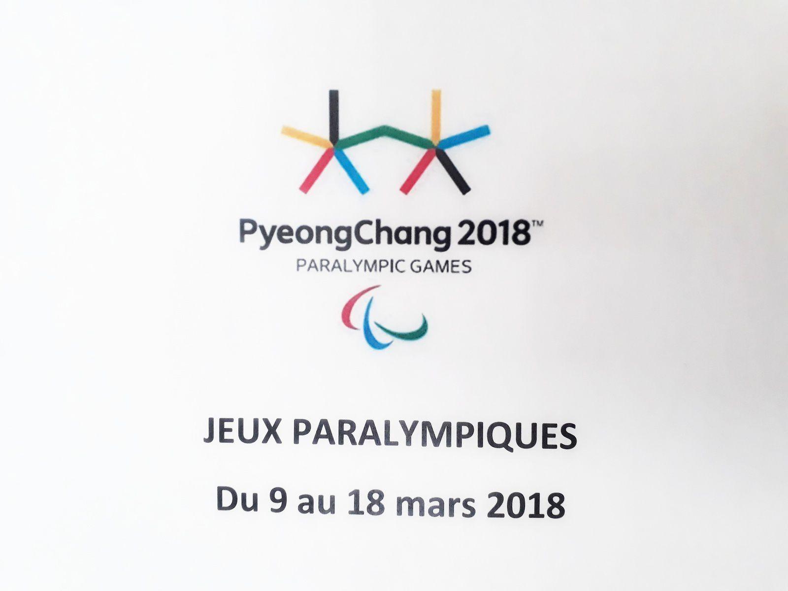 Notre avis sur les Jeux Paralympiques 2018