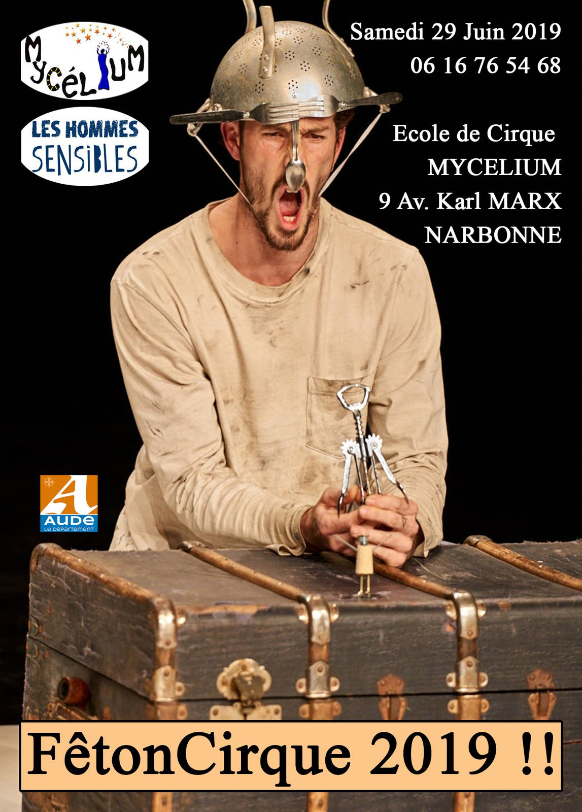 Cirque Narbonne Culture Evennement