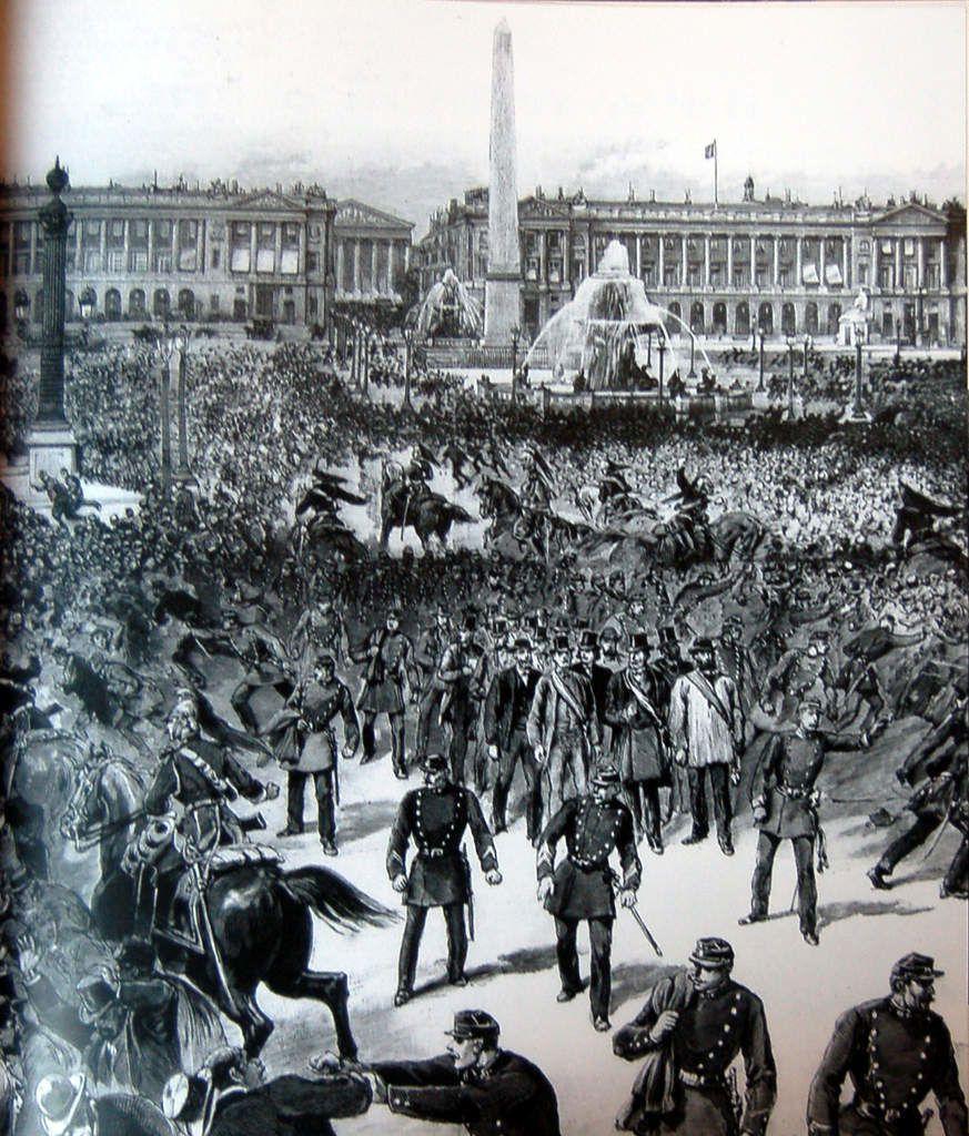 PARIS 1er MAI 1890