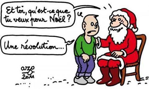 Le dessin du jour de Noël