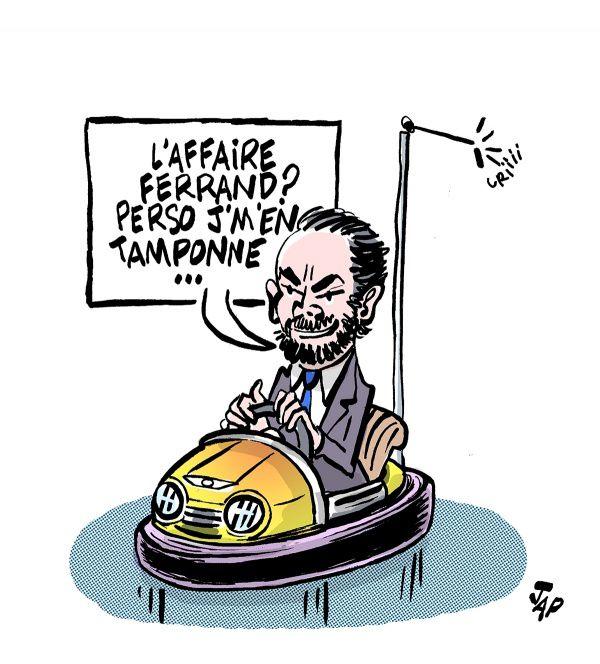 Affaire du ministre Richard Ferrand