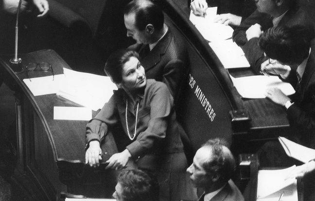 Qui a voté la loi sur l'avortement à l'Assemblée nationale, le 26 novembre 1974, présentée par Simone Veil ministre de la Santé?