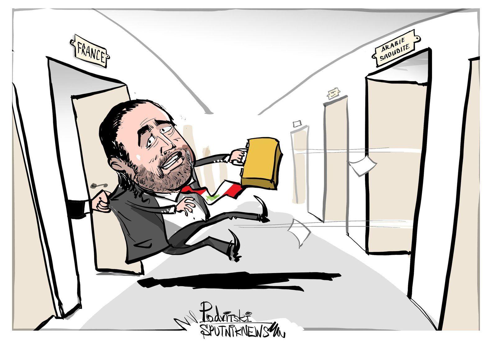 Saad Hariri, premier ministre du Liban: l'enfumage d'Emmanuel Macron