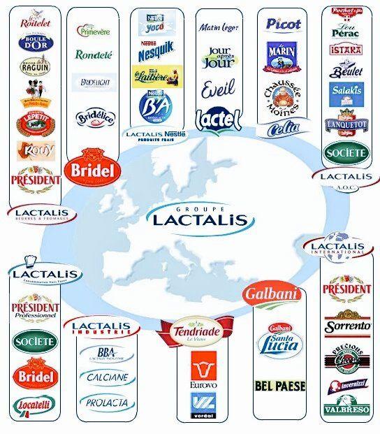 Lactalis, premier de cordée dans l'agro-business pressure l'environnement, les producteurs de lait et ses salariés