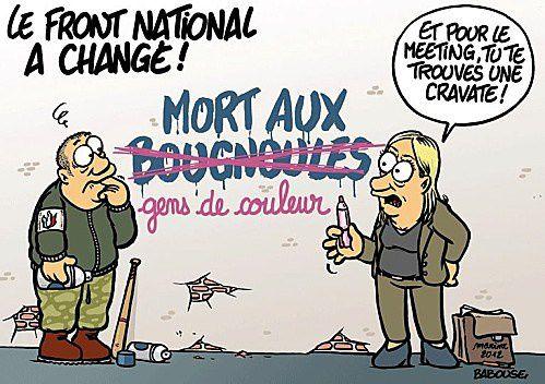 L'identité des conseillers secrets de Marine Le Pen révélée