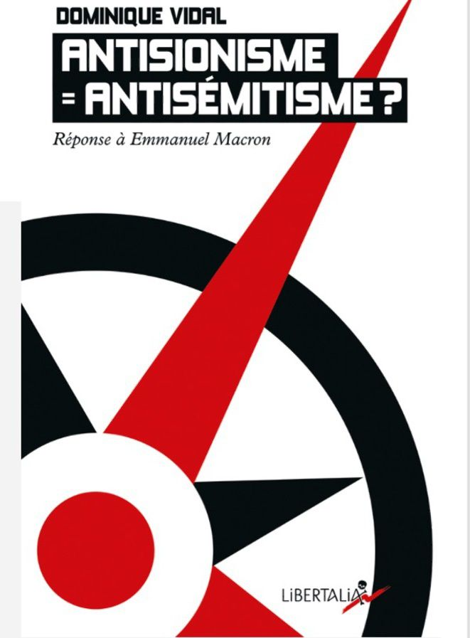 """""""Antisionnisme = antisémitisme?"""" Pascal Boniface pose la question à Dominique Vidal"""