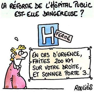 Hôpital de Mantes-la-Jolie: comment ça va docteur?