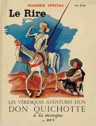 Le 17 novembre:  Qui sera don Quichotte? Pas le capital en tout cas et ses insupportables profits