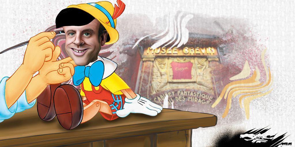 Macron: 100 euros de plus sur le SMIC? Non, pas vraiment!