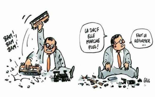 Un rapport de l'Etablissement Public de Sécurité Ferroviaire signale l'état inquiétant du réseau ferré français