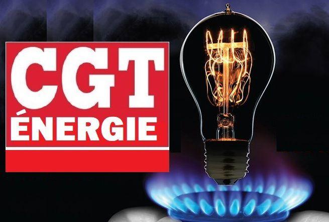 La CGT de l'énergie et l'intérêt général