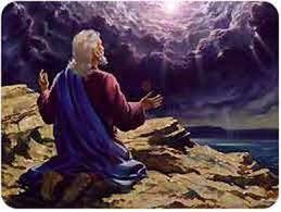 Le désert et la solitude sont les conditions dans lesquelles Il fait voir Sa gloire à Son enfant qui obéit à Son appel.