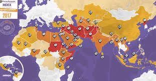 Aujourd'hui, 215 millions de chrétiens sont gravement persécutés dans les 50 pays de l'Index Mondial de Persécution des Chrétiens. Portes Ouvertes se tient à leurs côtés.