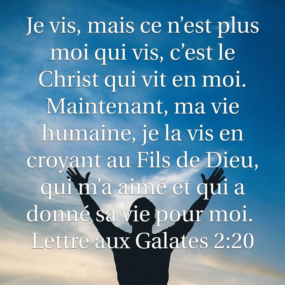 Galates 2.20