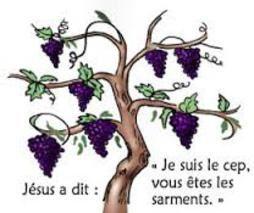"""« Seigneur, aide-moi en ce jour à demeurer en Toi, et à grandir dans l'habitude de tirer toute ma vie de Toi, de sorte que soit vrai pour moi qu' """"En Lui j'ai la vie,  le mouvement et l'être."""" »"""
