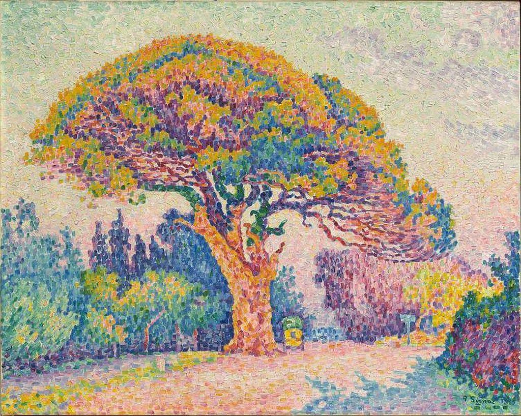 Par Paul Signac — Pushkin Museum, Domaine public, https://commons.wikimedia.org/w/index.php?curid=42466103