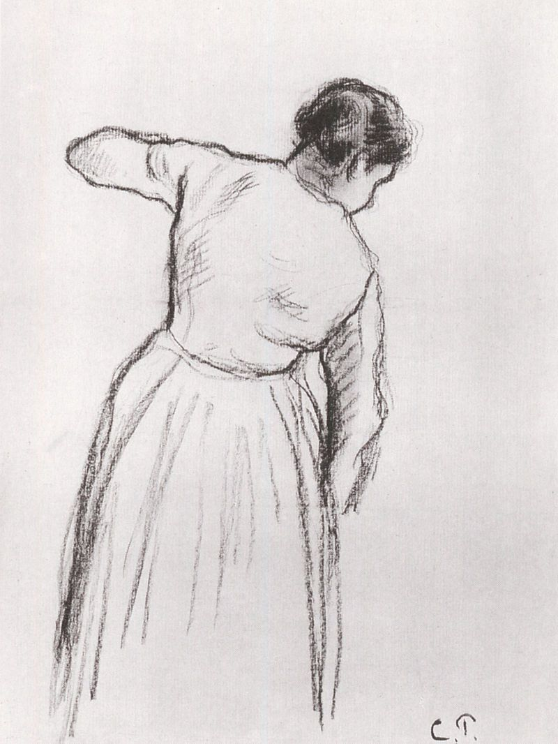 Par Camille Pissarro — Inconnu, Domaine public, https://commons.wikimedia.org/w/index.php?curid=37871197