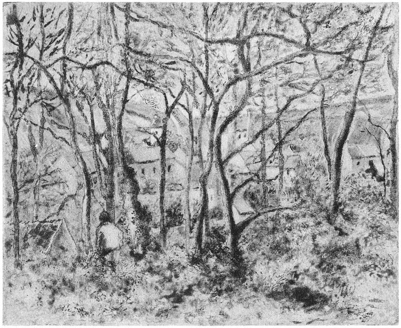 Par Camille Pissarro — Camille Pissarro, Domaine public, https://commons.wikimedia.org/w/index.php?curid=8000418