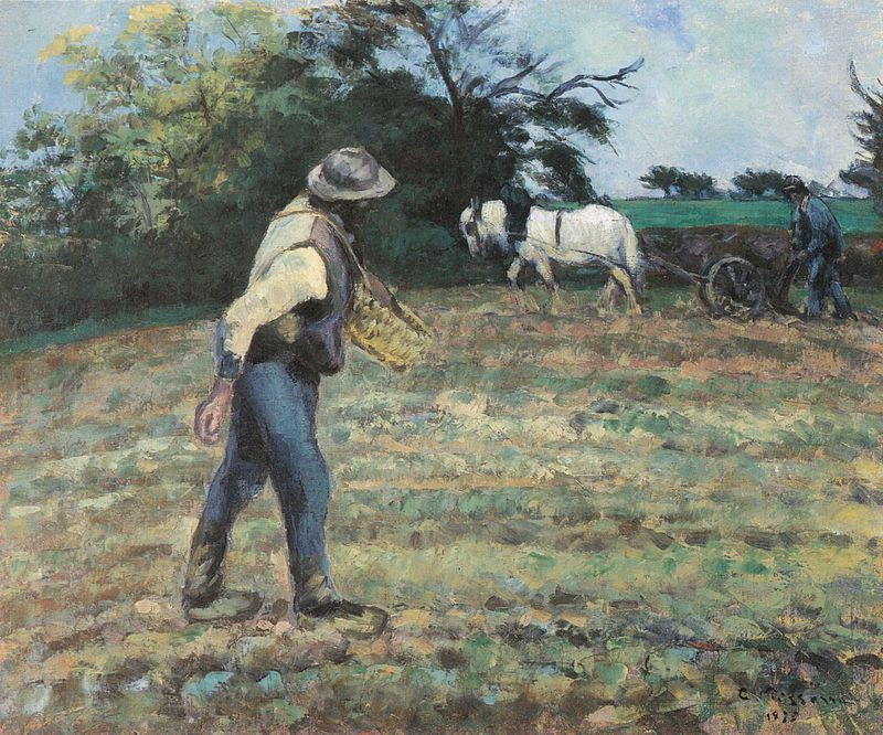 Par Camille Pissarro — Inconnu, Domaine public, https://commons.wikimedia.org/w/index.php?curid=37870940