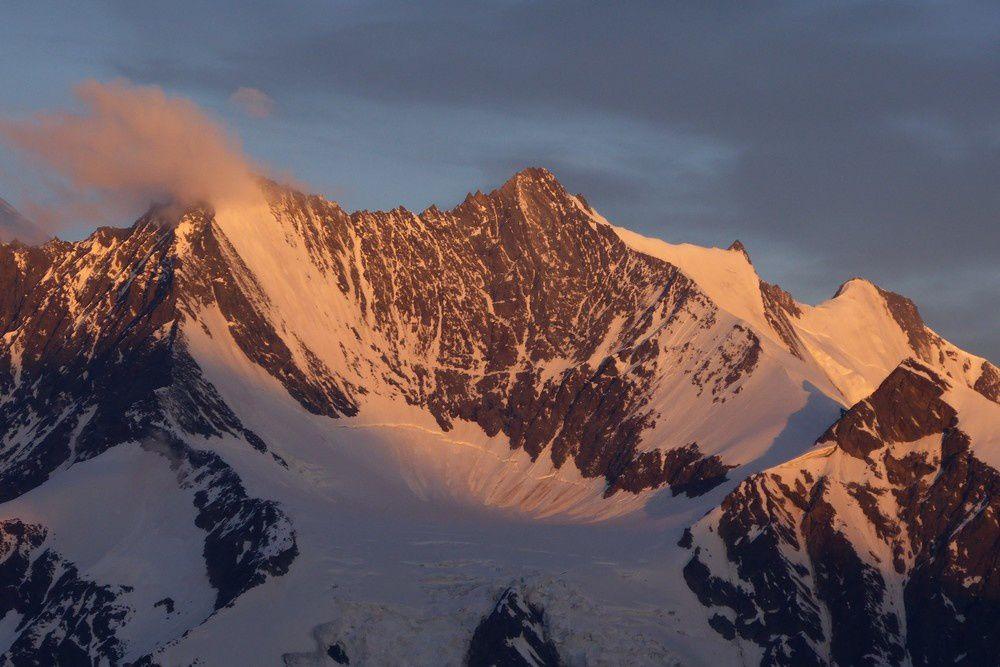 Ski de randonnée : Weissmies - 4017 m