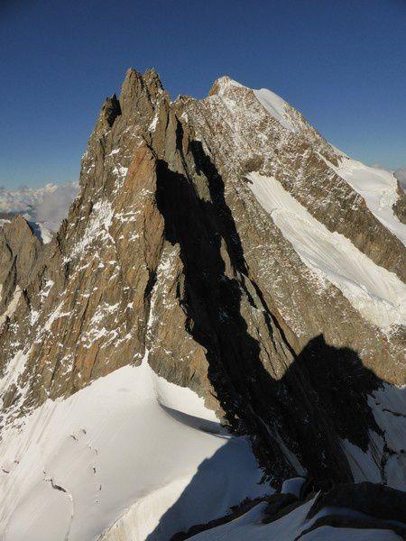 Alpinisme : Photos des Arêtes de Rochefort