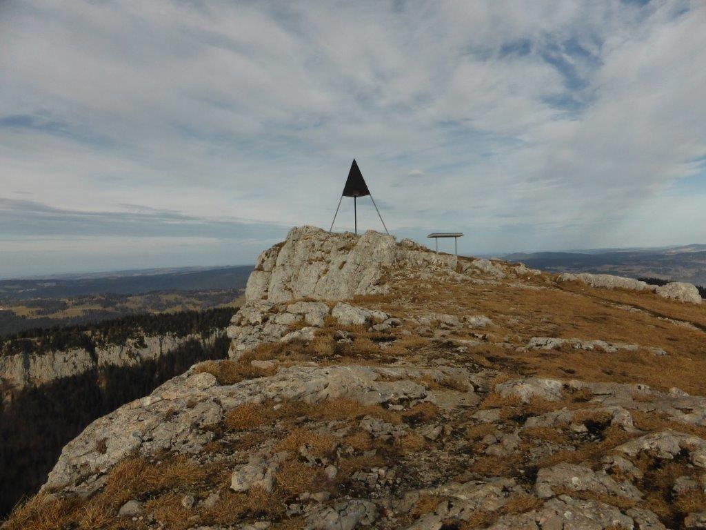 Randonnée : Le Grand Tour du Chasseron - 1607 m