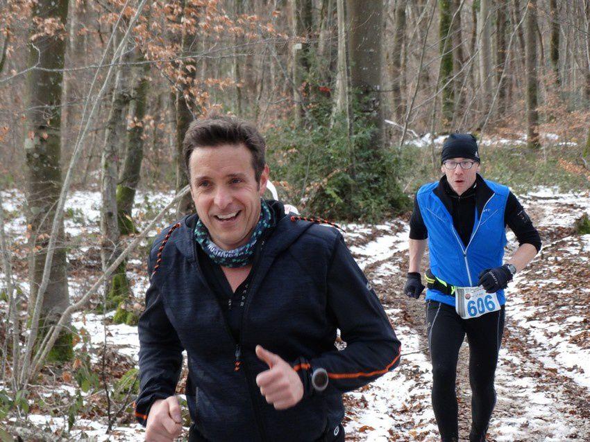Album photo Christelle 1 Trail des Monts de Gy 2018