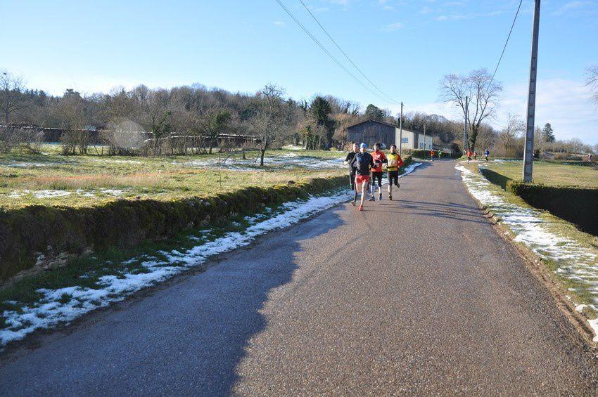Album photo Jean-Luc 1 Trail des Monts de Gy 2018