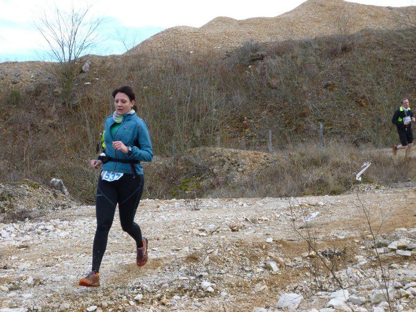 Album photo 2 Apolline Trail des Monts de Gy 2018