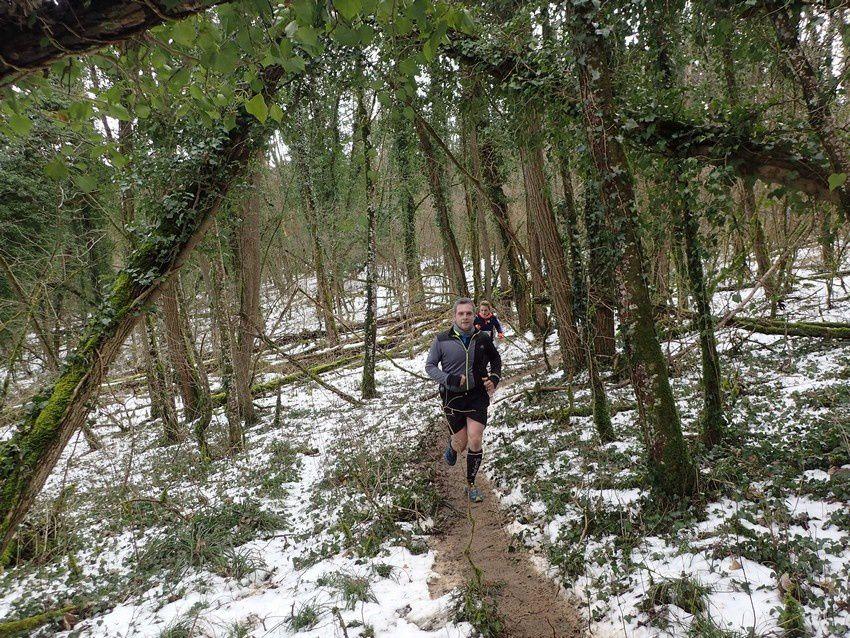 Album photo Guillaume - Trail des Monts de Gy 2018