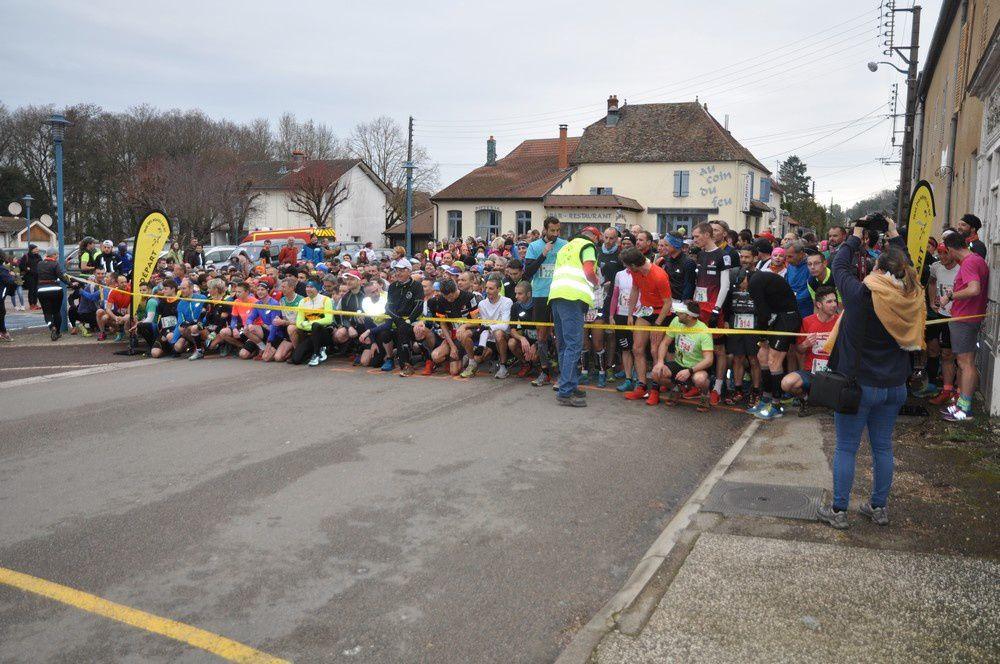 Photos trail 2019 Jean-Luc album 5 - Départ et km 3