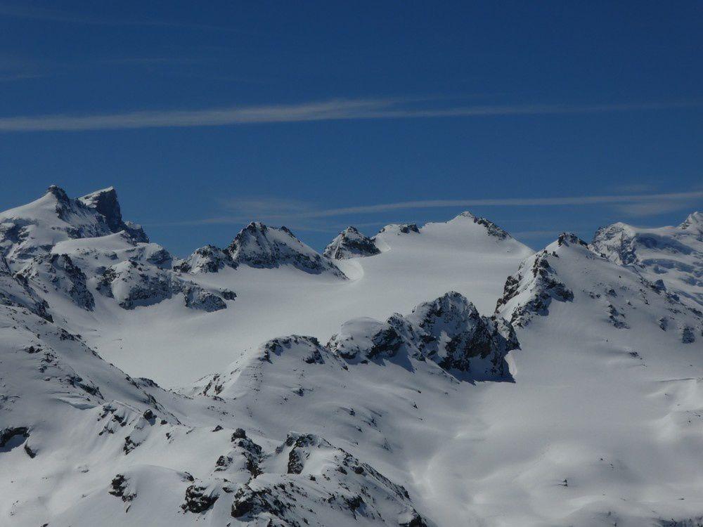 Ski de randonnée : Objectif Rosablanche - résultat Metailler (3150 m) : la journée de la loose