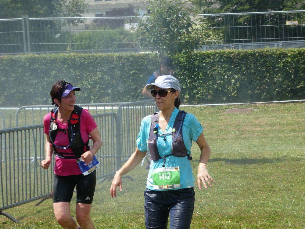 Album photo 2 Photos Trail de la Vallée Baumoise 2019 - 10 km - 18 km è 28 km - 50 km Baume les Dames