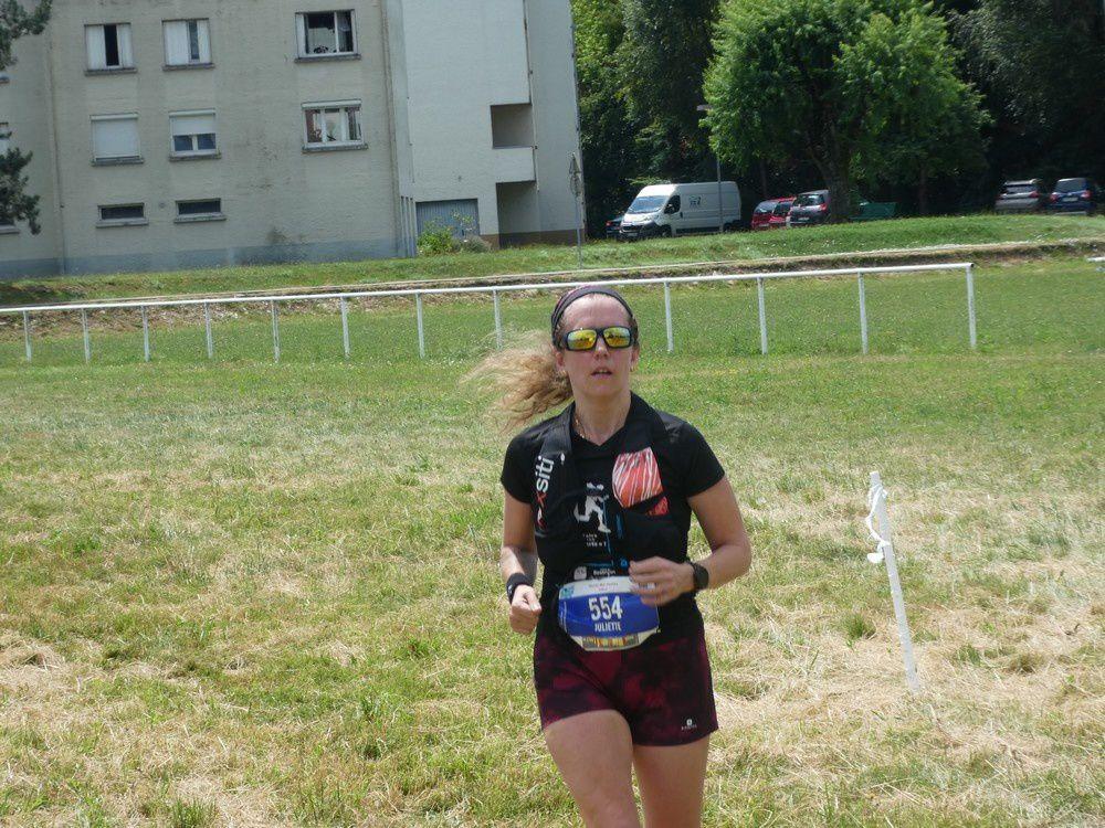Album photo 4 Photos Trail de la Vallée Baumoise 2019 - 10 km - 18 km è 28 km - 50 km - Baume les Dames
