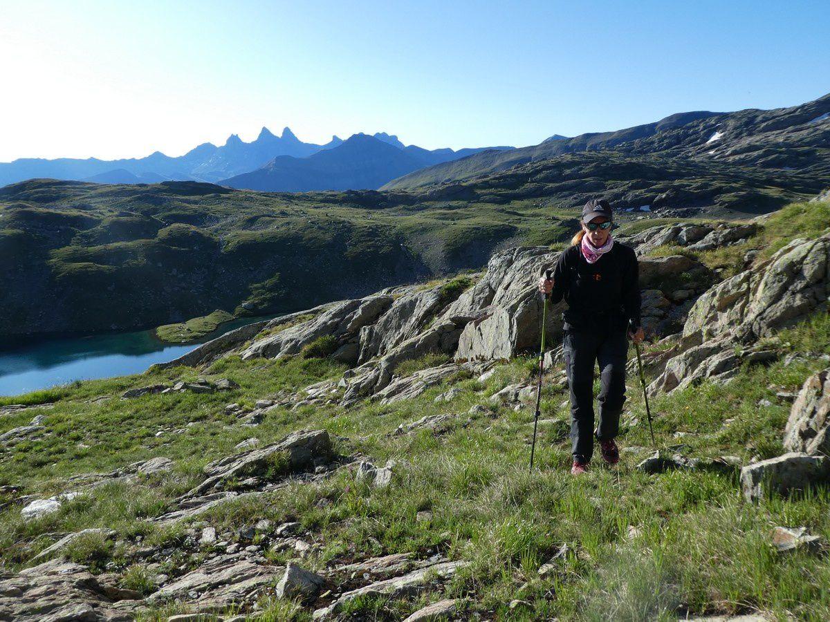 Alpinisme  : Traversée des Arêtes de la Cochette 3240 m