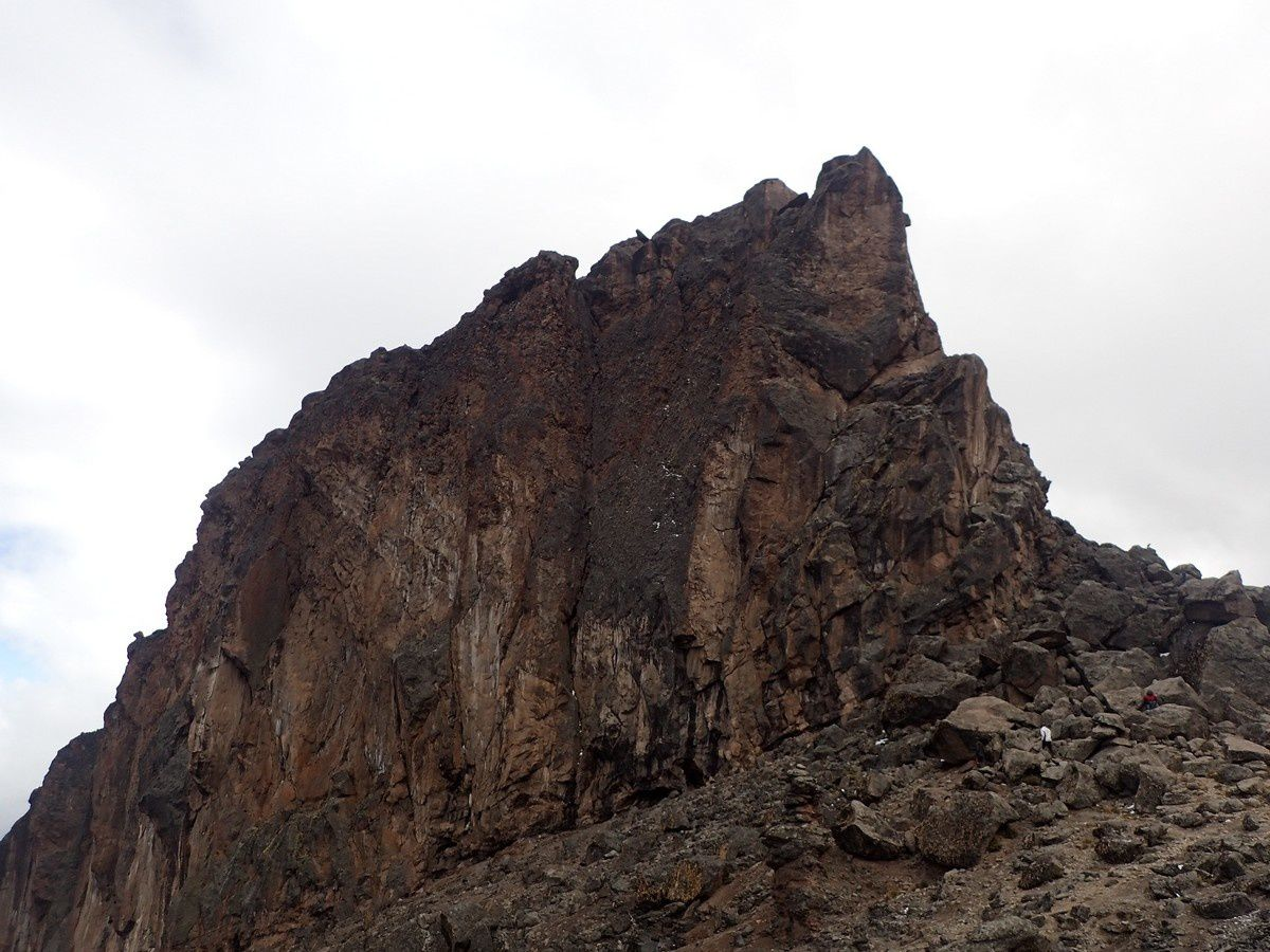 Lava Tower 4700 m