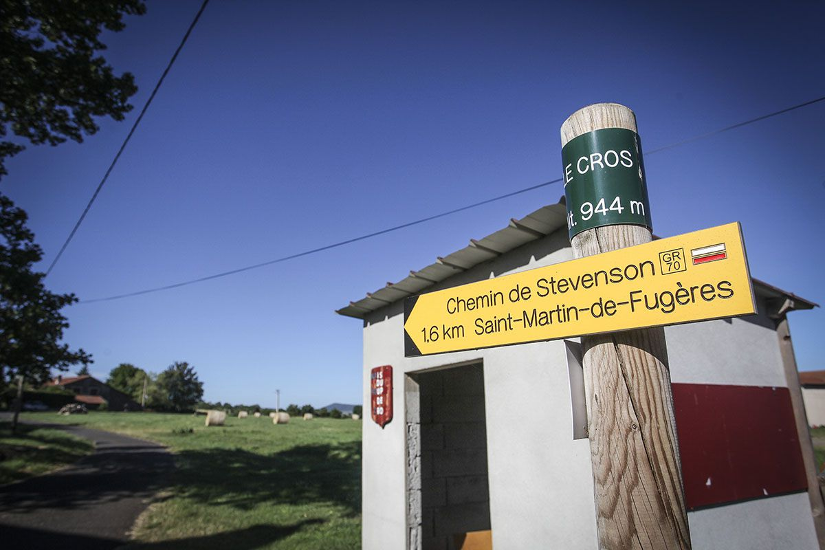 CHEMIN DE STEVENSON