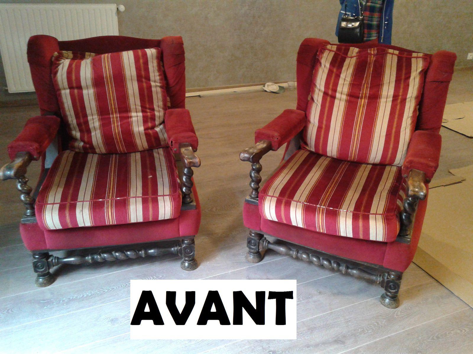 Relooker Un Fauteuil Voltaire refection et peinture fauteuil cabriolet louis xv