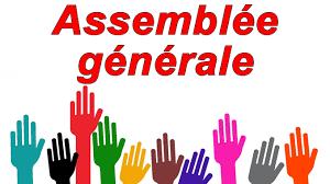 ASSEMBLEE GENERALE DE L'ASSOCIATION SPORTIVE
