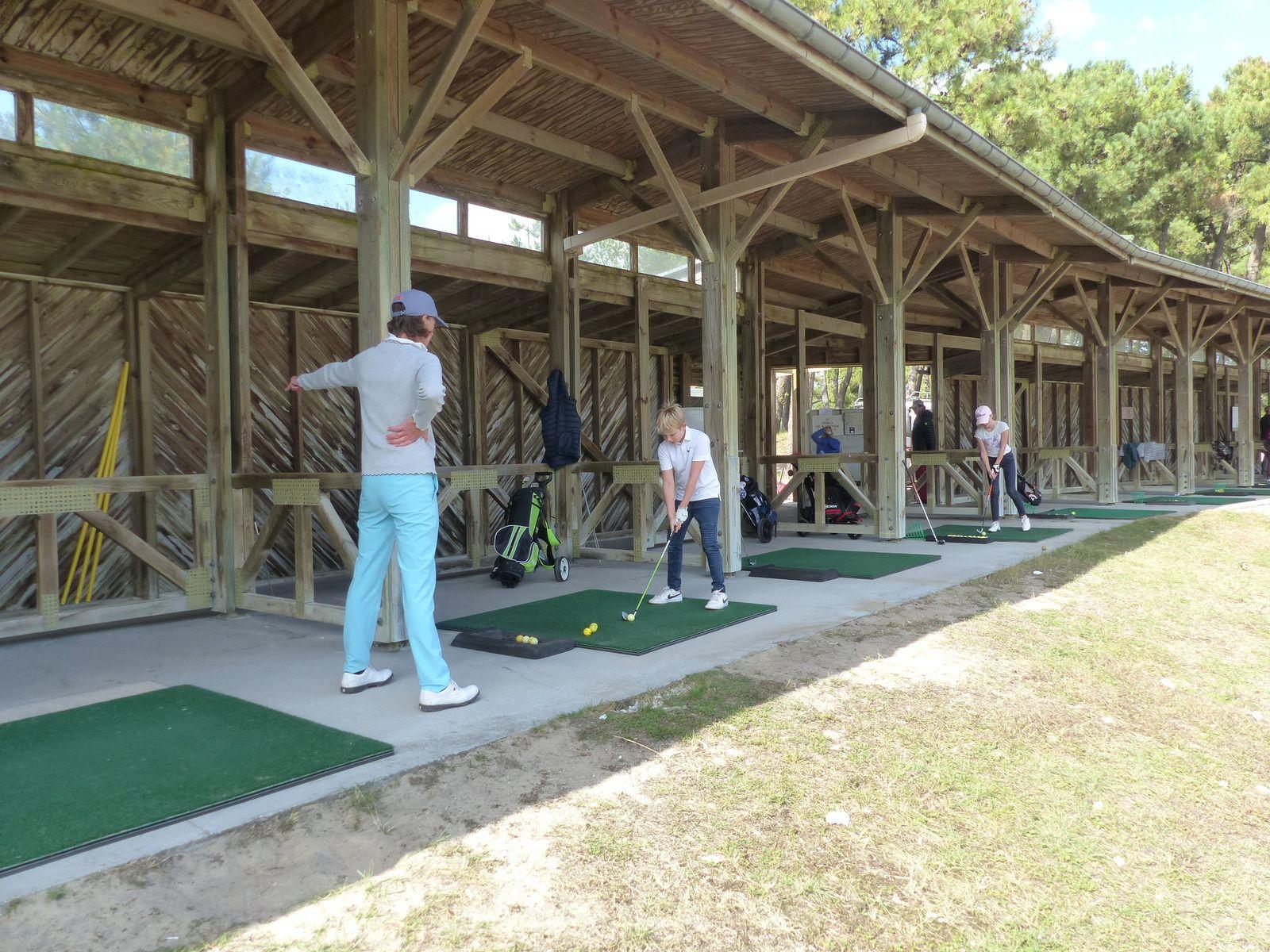 Ecole de Golf et Jeunes