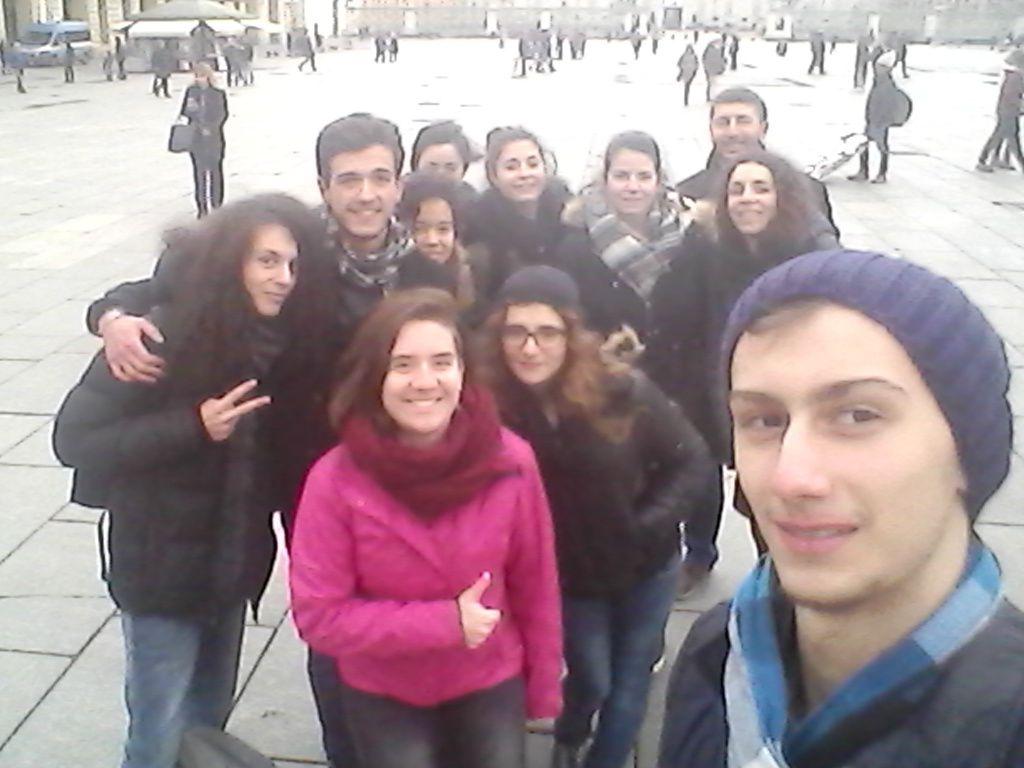 Arrivederci Torino