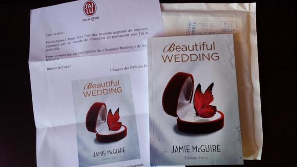 Beautiful, tome 2.5 : beautiful wedding