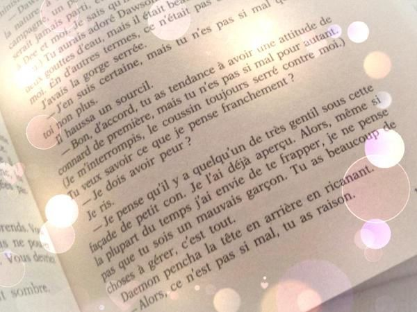 Lux, tome 2 : Onyx - Jennifer L. Armentrout